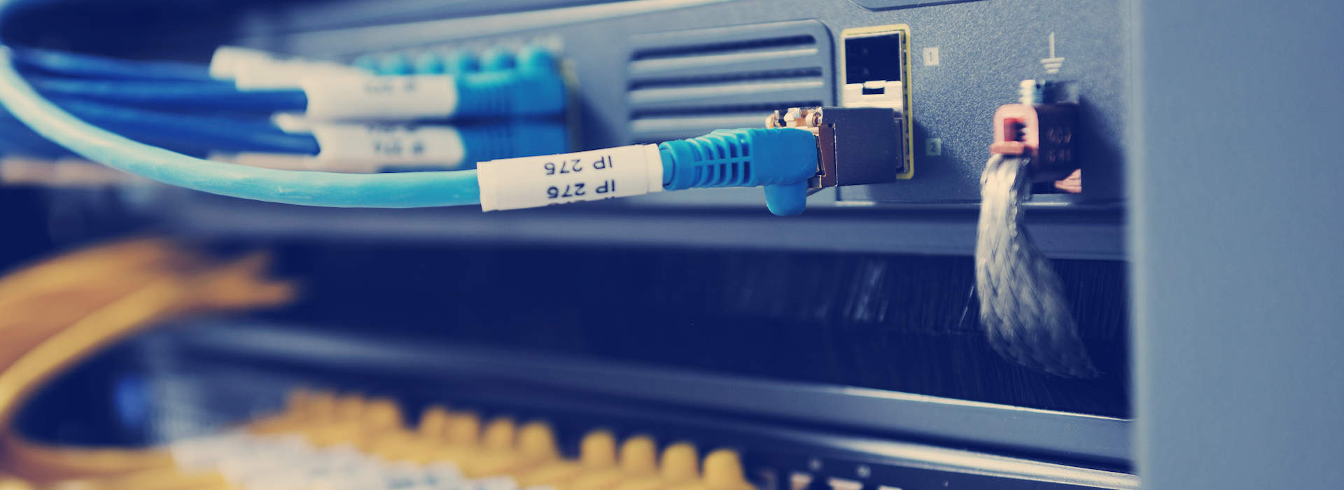 PC Medic can repair or install your business network